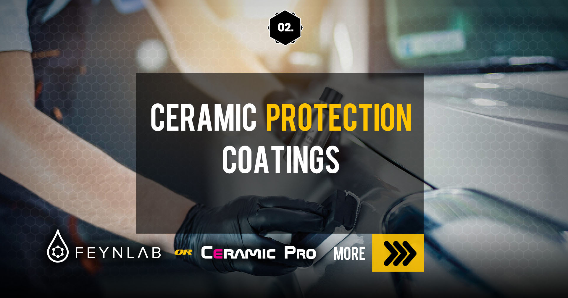 Ceramic Protection Coatings